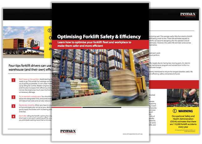 Optimising Forklift Safety & Efficiency