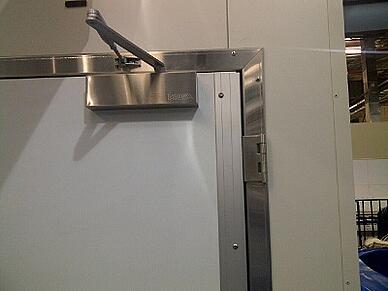 Remax Polymer Hospital Swing Door