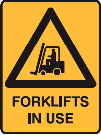 forklift operations safety