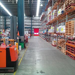 Clipsal Warehouse Rapid Doors