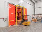 Ulti-Flex Rapid Freezer Door
