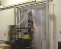 Strip Doors and strip curtains