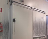 Thermal Sliding Doors