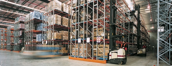 Warehouse Space Saving