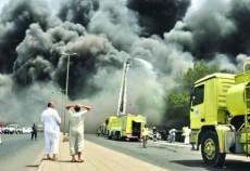 Fire warehouse mishaps