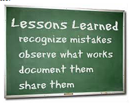 LESSONS_LEARNED