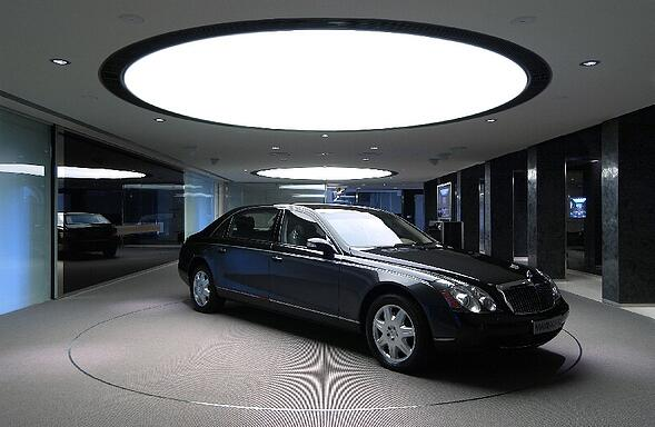 Five Things To Remember When Planning A Car Showroom - Car showrooms