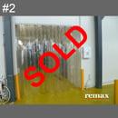 clearance item pvc strip door sale