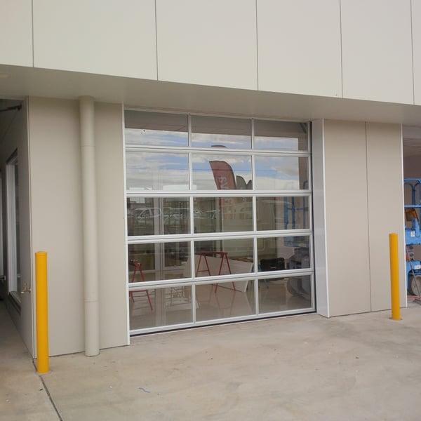 Compact Sectional Door