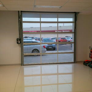 Car Showroom Interior