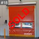 clearance item grey rapid door sale