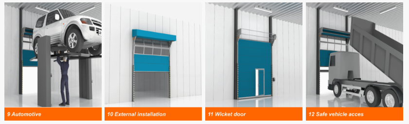 Benefits of Compact Door