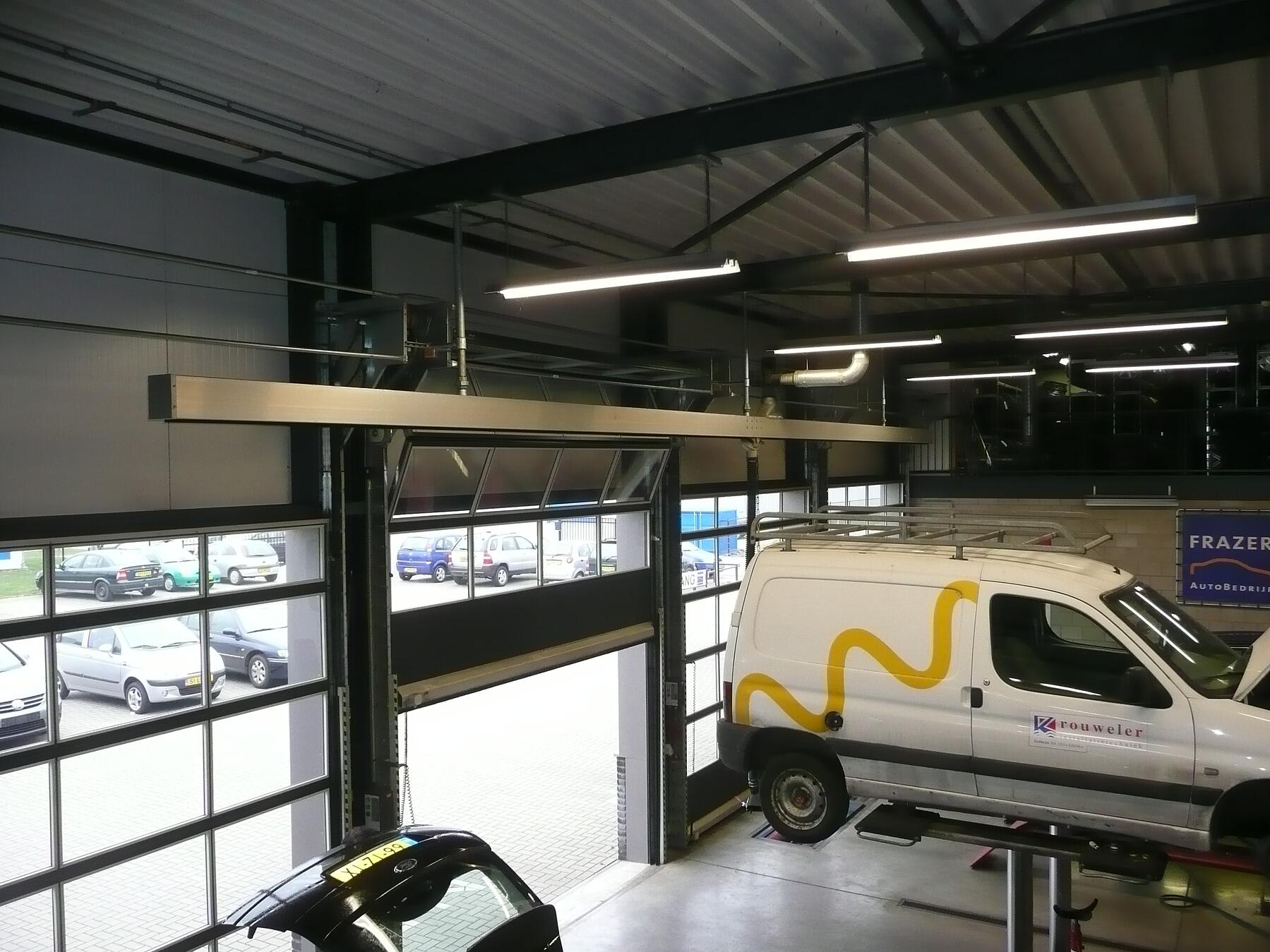 Car Workshop and Garage