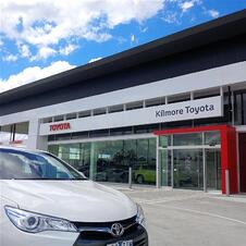 Kilmore Toyota Car Dealership