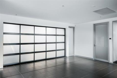 Opaque Sectional Overhead Door