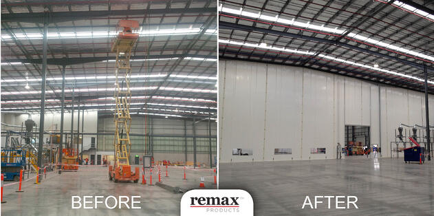 warehouse partioning before and after