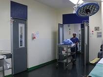 Hospital Theatre_Swingdoors