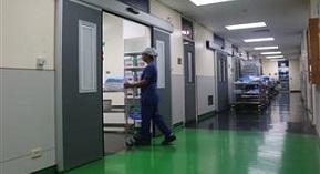 Hospital Sliding Doors