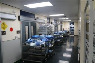 Hospital Sliding Door