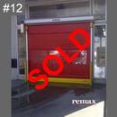 clearance item high speed red rapid door sale