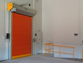Movicill Insulated Rapid Door