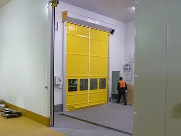 Movidor High Speed Rapid Door