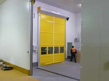 Movidor High Speed Rapid Door