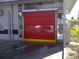 HS25 Movidor Rapid Roller Door