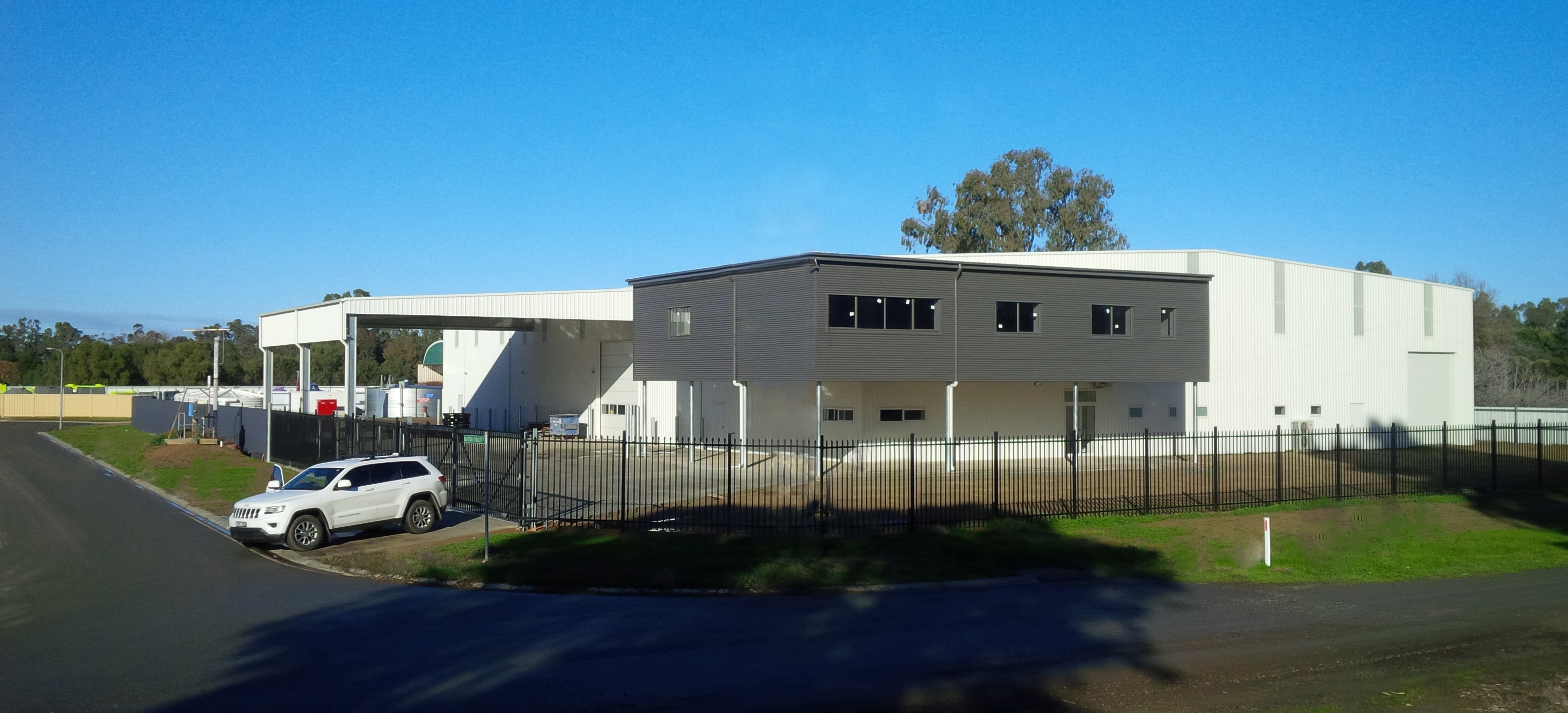 New Remax Factory in Nathalia