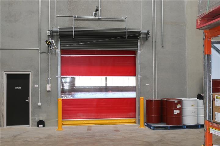 ES40 Movidor Rapid Roll Door