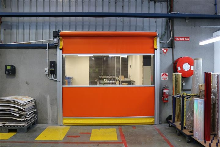 ES40 Rapid Roll Door