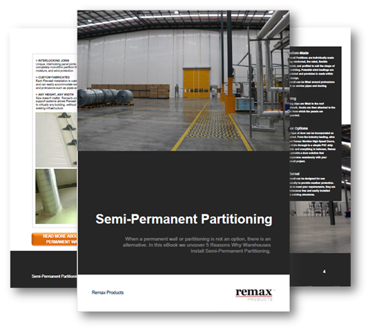 Flexwall_Partitioning_5 Reasons to install semi-permanent partitions