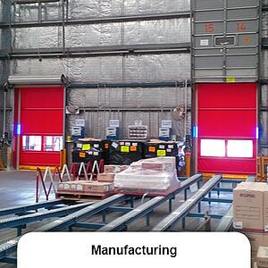 Manufacturing Rapid Doors