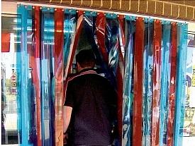 Coloured_PVC Strip_Curtains