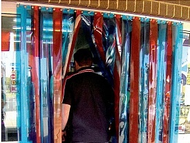 Coloured_PVC Strip_Curtains