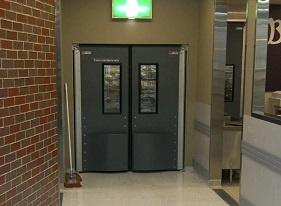 4500 Thermal Swing Doors