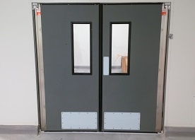 5000 series corrosion resistant swing door