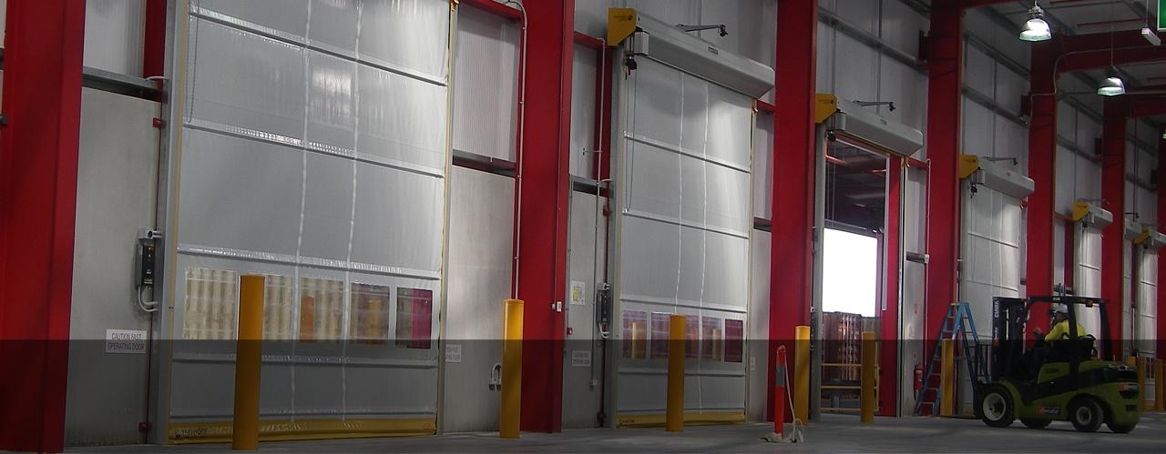 Movidor High Speed Rapid Doors