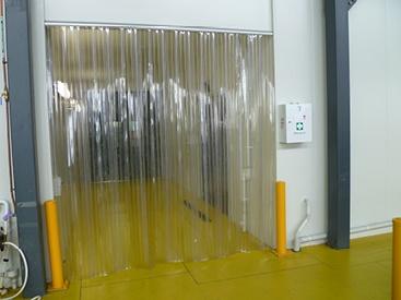 PVC Stripdoor and strip curtain