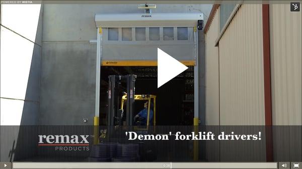 Rapid Door video