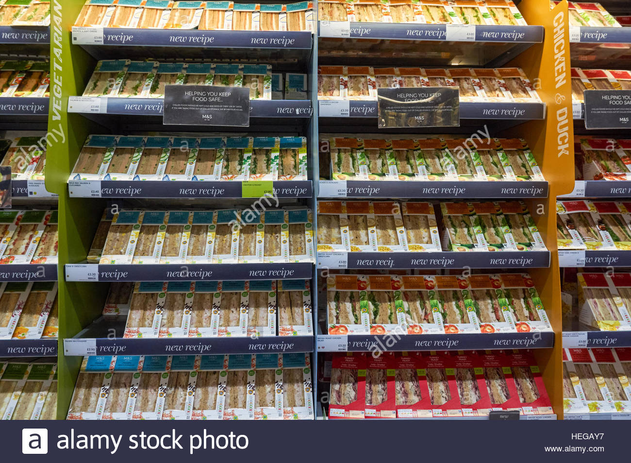 fresh-sandwiches-in-marks-spencer-food-hall-HEGAY7.jpg