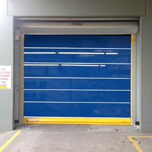 Bugstop Mesh Roller Door to stop pests and leaves