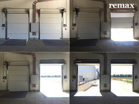 Insulated Dock Doors
