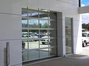 Compact Doors_glass door