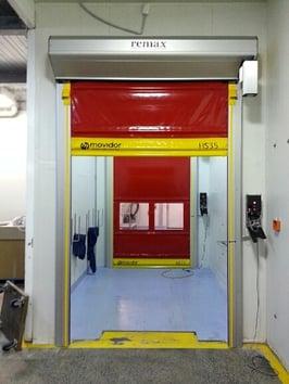 airlock zone