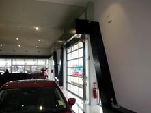 Compact Sectional Door at Mazda Ballarat