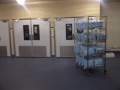Epworth Hospital Swingdoors