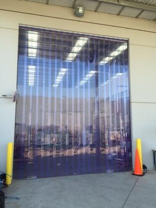 PVC Stripdoor