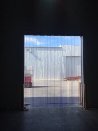 Warehouse PVC Stripdoors