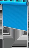 Roller shutter image